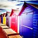 Swanky huts by JayJay Klees