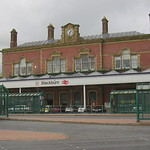 Blackburn Railway Station, Lancashire