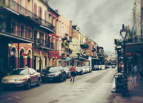 New orleans from life of Jack Kerouac