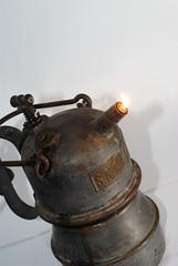Lampe à acétylène