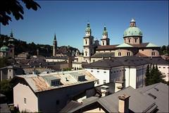 La ciudad vieja desde Stiegl