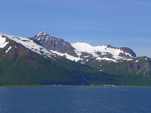 Chignik on Anchorage Bay