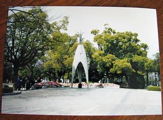 Statue in Memory of Sadako Sasaki, Hiroshima