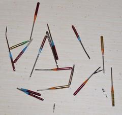 Broken Needles