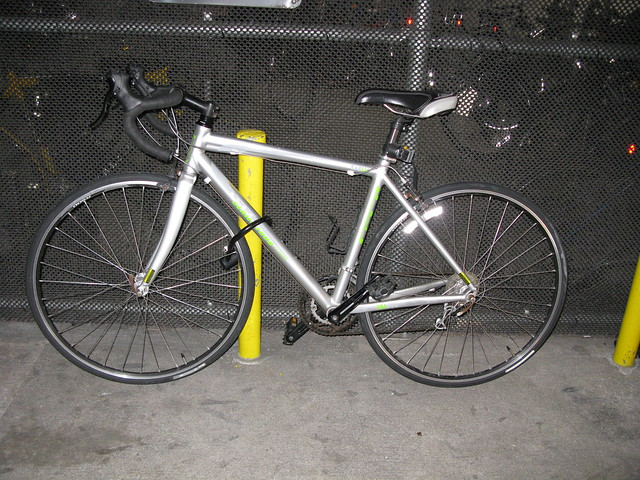 UCSF bicycle security fail