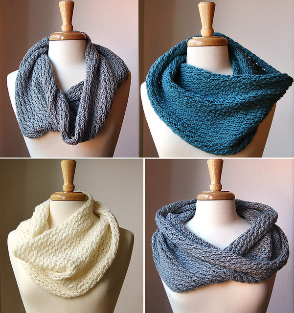 Knitting Pattern Cowl Size 13 : Bridget Cowl - Knitting Pattern Released August 2010 Flickr - Photo Sharing!