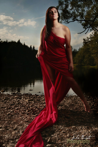 Red Venus by Julia Busato Photography
