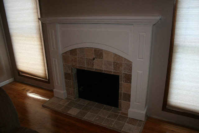 Project Library Fireplace Mantel Redo 11 Flickr Photo Sharing