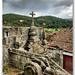 Detalhe do convento da Granja