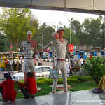 Arriving at the Train Station in Chandigarh, India