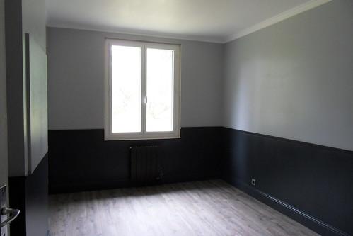 peinture chambre gris. Black Bedroom Furniture Sets. Home Design Ideas