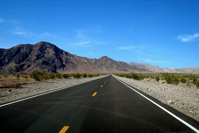 The Great American Road Trip: Death Valley