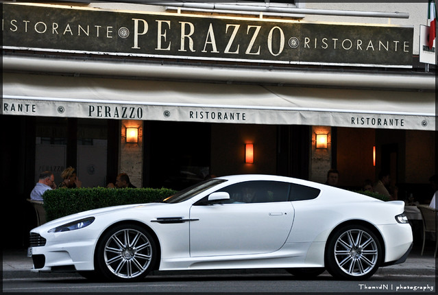 Aston Martin DBS | Flickr - Photo Sharing!