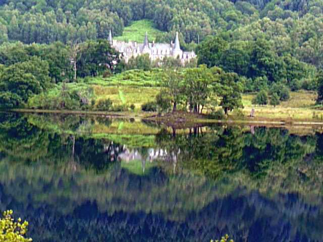 Loch Achray, Trossachs, Scotland