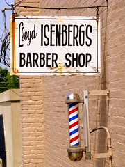 Lloyd Isenbergs Barber Shop Flickr - Photo Sharing!