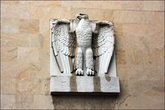 Aguilas art decó