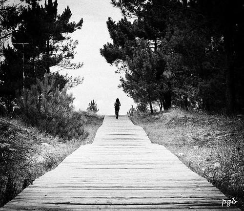 ...avanzando... by Garbándaras