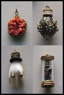 Amuletic pendants
