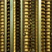 Closeup of Babbage Difference Engine #2 by Larry Johnson