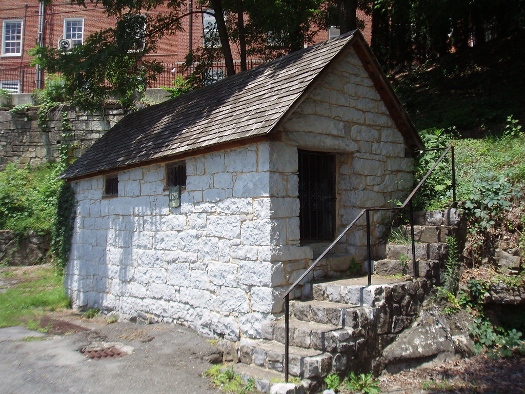Lewsiburg WV Springhouse