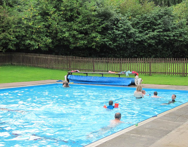 Bedstone College Open Air Swimming Pool Flickr Photo