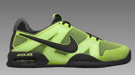 These shoes kinda remind me of the CB 2.3 he wore at US open 2010.