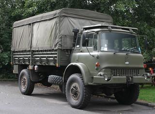 Bedford MK Truck