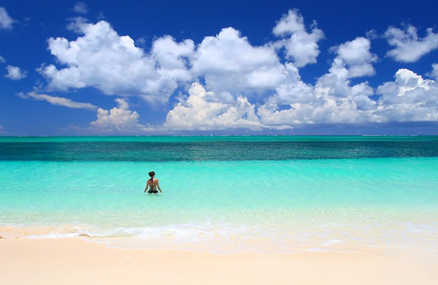Grace Bay Beach - Providenciales, Turks and Caicos
