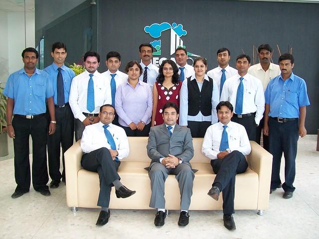 Team Megapolis:Sitting - Mr Chetan, Mr Hemant Kulkarni (GM), Mr Deepak Standing - Mr Suryakant, Mr Nishikant, Mr Pramod Fand, Mr Amit, Ms Kiran, Mr Hande, Ms Meenakshi, Mr Ginder, Ms Supreet, Mr Ved, Mr Rakesh, Mr Shailesh, Mr Datta