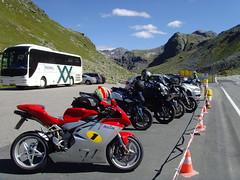 238 MV-Alpentour 2010 - Flüelapass