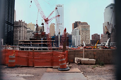 Ground Zero Site by  beelaineo, on Flickr