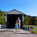 Jackson Sawmill Covered Bridge (ALS, MAS) 01 by Andrew (SDC)