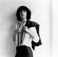 Patti Smith, by Robert Mapplethorpe 1975