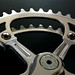 Campagnolo Super Record Chainwheel 53 / 42 Rings, 2 of 6 by foxbedlavender