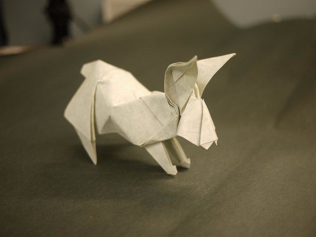 Wolf Origami Diagram Electrical Wiring Hard Hamur0w0 S Most Interesting Flickr Photos Picssr Rooster Easy Step By
