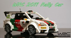 01 WRC by LegoExotics
