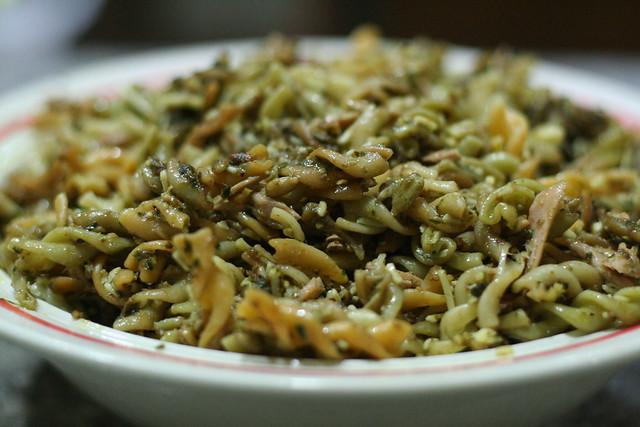 Tuna Pesto Pasta Recipe Food Network