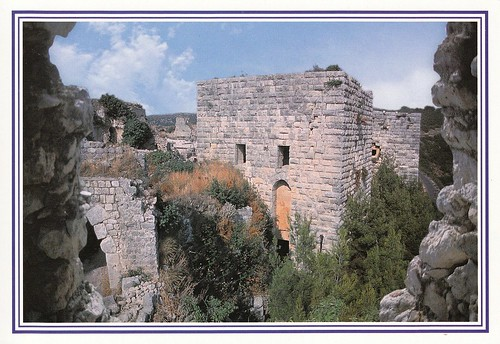 Crac des Chevaliers and Qal'at Salah el-Din