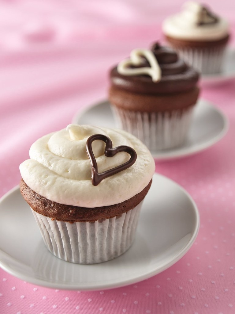 """From the Heart"" Cupcakes Recipe"