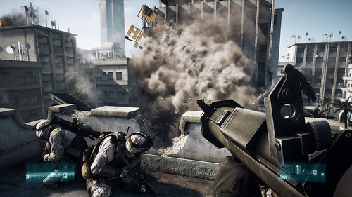 Battlefield 3 Update Features Paid Unlocks and More