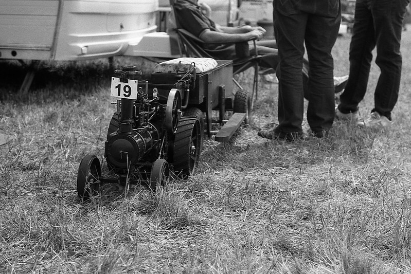 FILM - Sheffield Steam Rally 2017-8