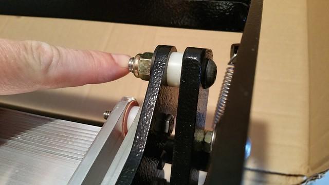 Stair mount hardware*