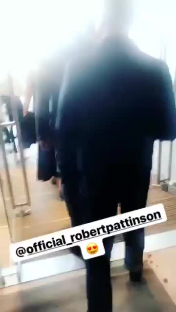 03.07.2017 #RobertPattinson  'Christian Dior, couturier du reve' Exhibition Launch celebrating 70 years of creation at Musee Des Arts Decoratifs