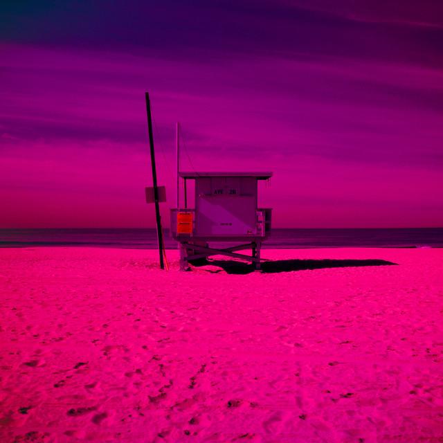 ave 26. venice beach, ca. 2016.