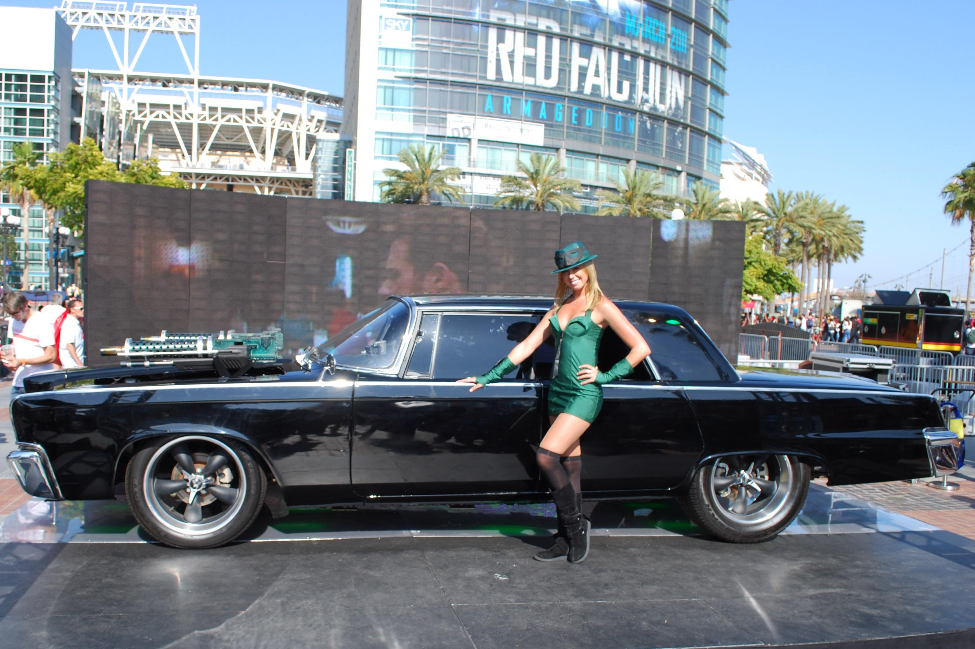 Value Of The Green Hornet S Car