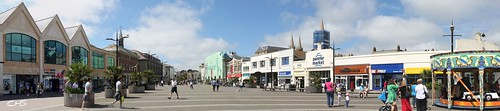 Truro Piazza, formerly known as Lemon Quay by Stocker Images
