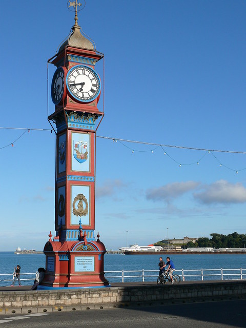 The Jubilee Clock Weymouth