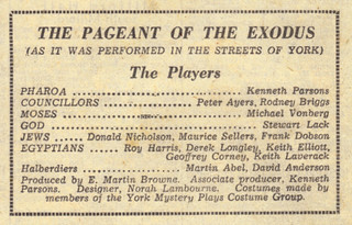 1957 06 21_York Mystery Plays