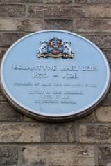 Photo of Eglantyne Mary Jebb blue plaque