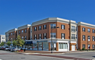 ODU Student housing mixed use Norfolk